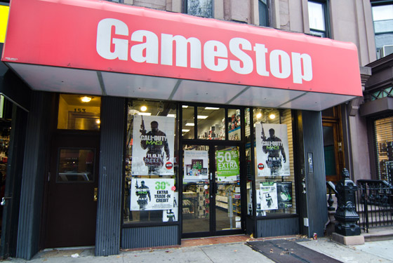 GameStop Monopoly on Games