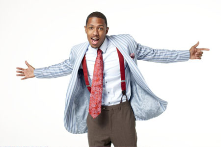 Nick Cannon Staged a Major Stunt [Video]