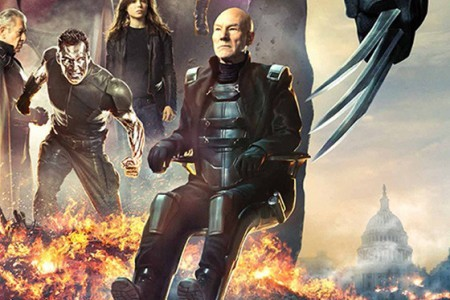 X-Men: Days of Future Past Mounts Box Office Attack and Takes Over #1 Spot