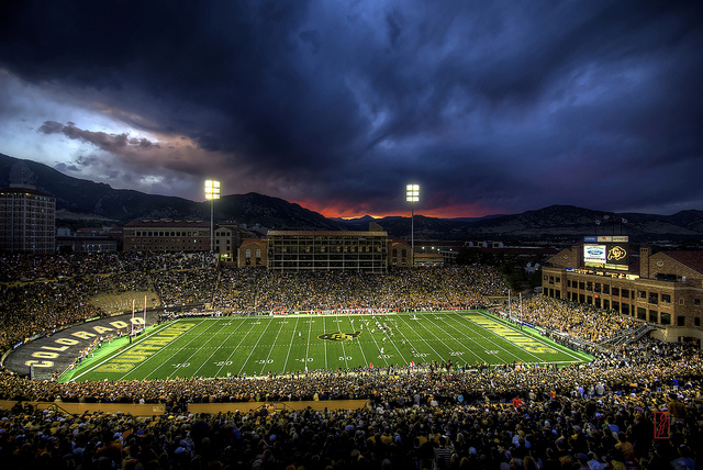 Colorado Buffaloes Hope Upgraded Facilities Will Bring Pac-12 Relevance