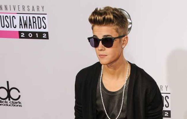 Justin Bieber Involved in Another Car Accident