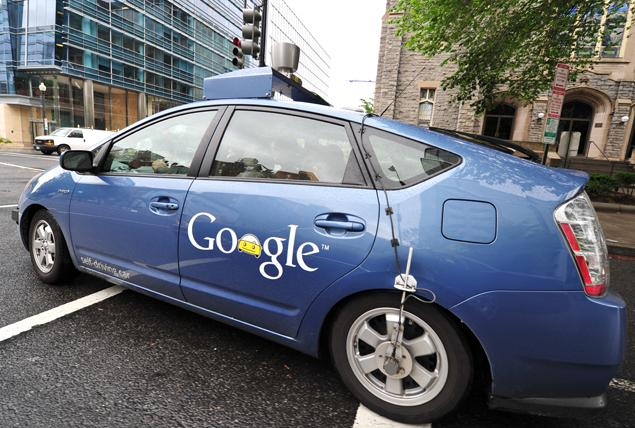 Driverless Cars Are Capable of Reducing Urban Traffic by 80 Percent