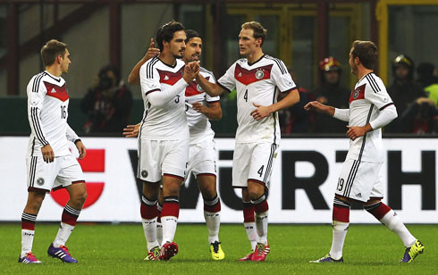 FIFA World Cup: Germany Triumphs Over Portugal