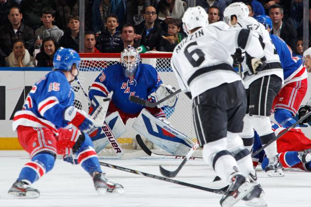 New York Rangers NHL Daily