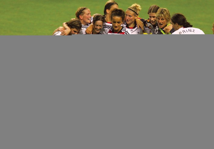 FIFA Women's World Cup: Germany on Top