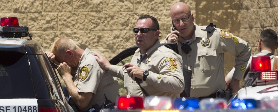 Las Vegas Ambush Leaves Two Police Officers and Third Person Dead