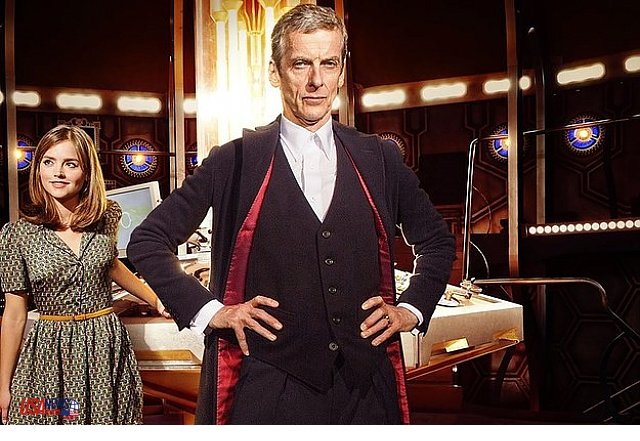 Doctor Who Returns in August and Takes a Deep Breath (Video)