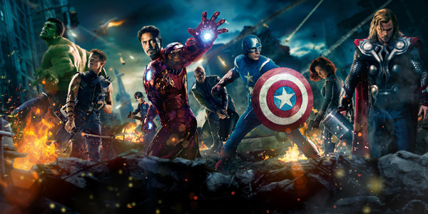The Avengers: The Age of Ultron