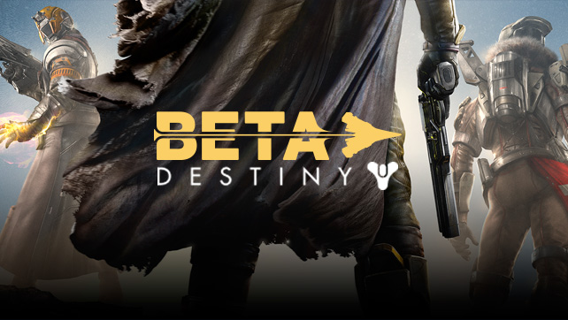 Destiny Beta July 17 PlayStation July 23 Xbox