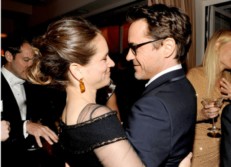 Robert Downey Jr Confirms Baby Number Two Is a Girl