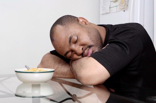 Sleeping and Eating: Separate but Linked
