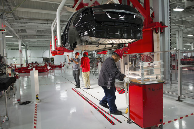What Is It Like to Work at Tesla Motors?