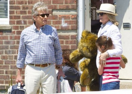 'And So It Goes' Michael Douglas and Diane Keaton Are Slow to Start (Review/Trailer)