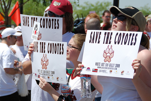 Arizona Coyotes Desert Dog Times