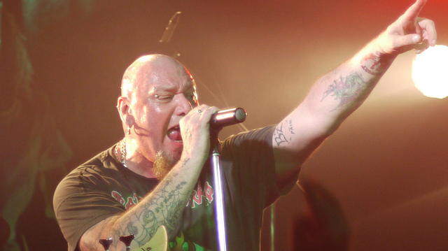 Iron Maiden Original Singer to Form Architects of Chaoz