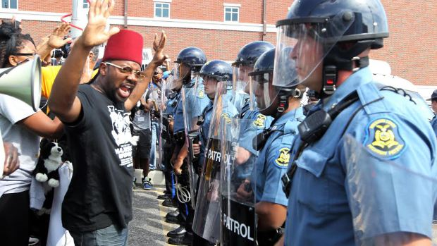 In Missouri, Police Officer Named Who Shot Michael Brown