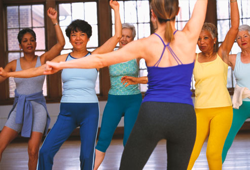 Exercise Guards Against AFib