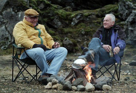 Land Ho! Not Grumpy Old Men (Review and Trailer)