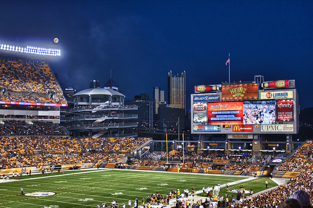 Pittsburgh Steelers Cleveland Browns