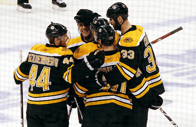 Boston Bruins 30 in 30 NHL