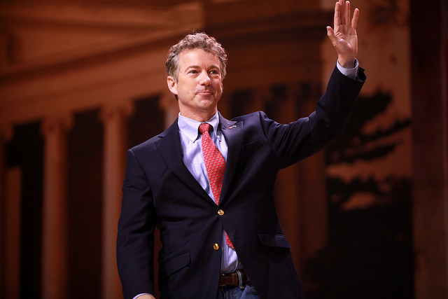 Rand Paul Emerging as Presidential Candidate