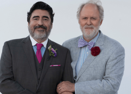 Love Is Strange John Lithgow and Alfred Molina Senior Citizen Romance