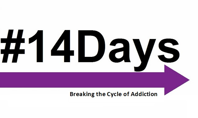 #14Days on the Wagon Challenge 'Breaking the Cycle of Addiction'