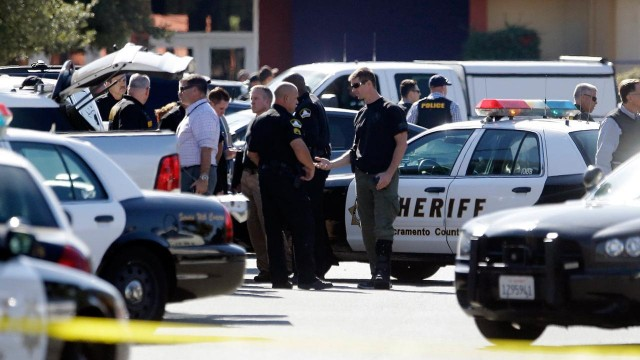 Two Sheriff's Deputies shot dead in California