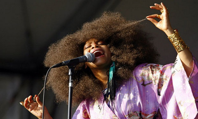Erykah Badu Hits the Streets for Another Publicity Stunt