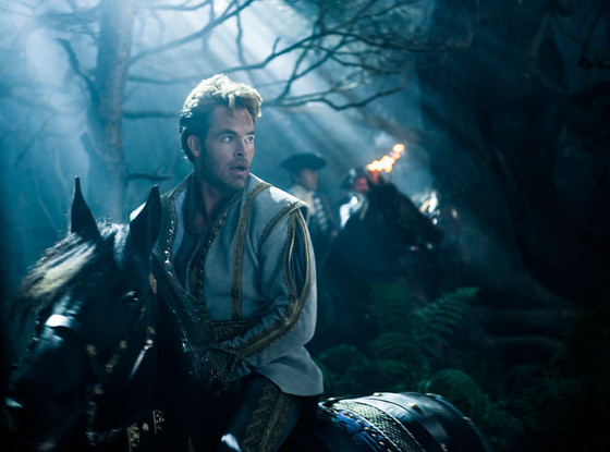 'Into the Woods' New Trailer Reveals Cast Singing [Video]
