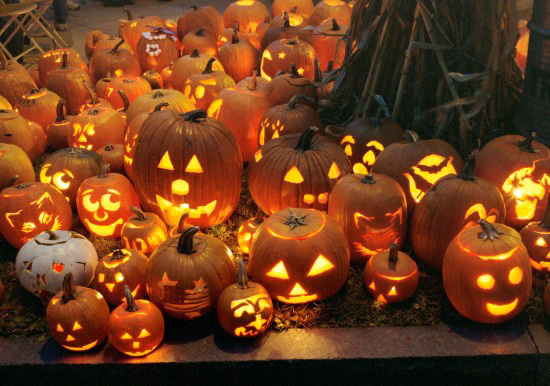 What to Do With Pumpkins When Halloween Is Over