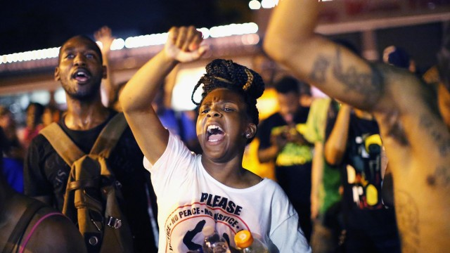 As Grand Jury Decision Looms, Is Ferguson Ready to Explode