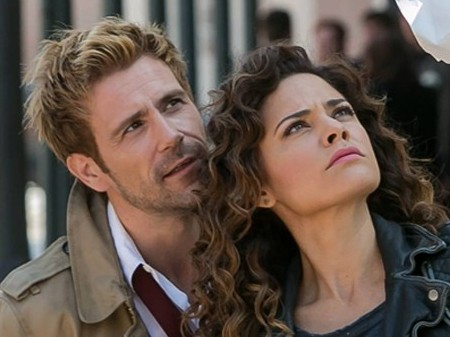 Constantine on Television: Was That a Cigarette?