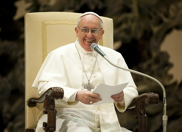 Pope Francis Against Greed