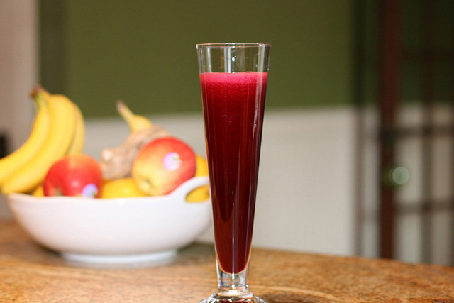 Beet Juice and Competitive Edge