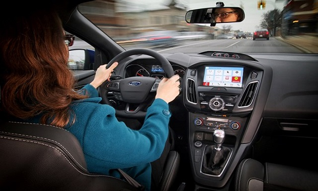 Ford Dumps Microsoft MyFordTouch for BlackBerry QNX
