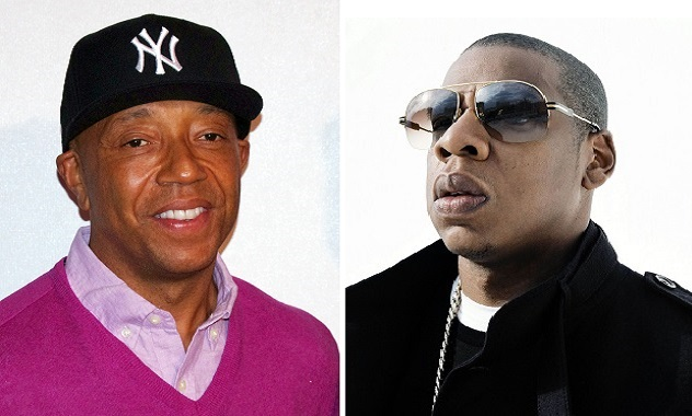 Jay Z and Russell Simmons Meet With New York Governor Amid Protests