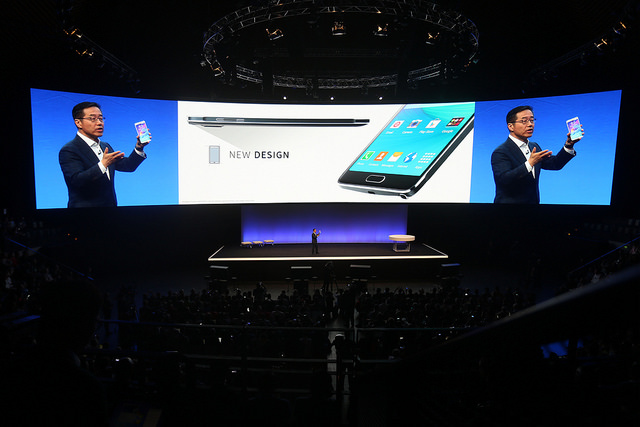 Samsung Galaxy S6 Will Take the Screen Innovation of Galaxy Note Edge