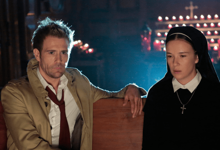 Constantine: The Saint of Last Resorts (Review)