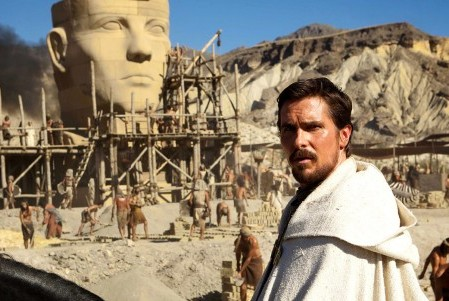Exodus: Gods and Kings Ridley Scott Epic Moses (Review and Trailer)