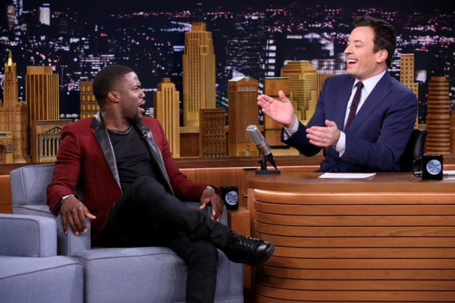 Jimmy Fallon in Three-Way Lip Sync Battle With Will Ferrell and Kevin Hart