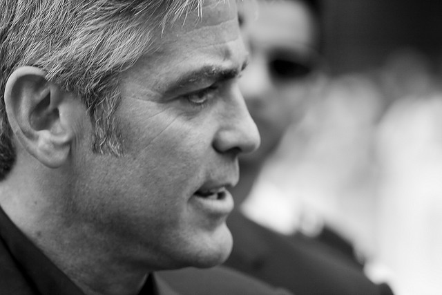 Clooney Demands End to Rapes and Genocide in Darfur