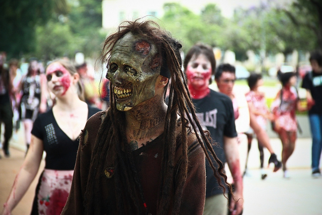 Zombies, a Lost Art