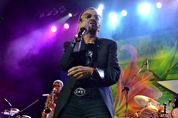 Ringo Starr to Be Inducted Into Rock Hall of Fame