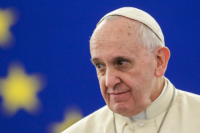 Pope Francis Is No Turkey When It Comes to World Matters