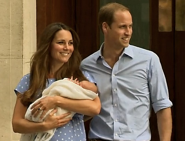 Duchess Kate Middleton in Labor as Media Gathers for Hospital Stake-Out