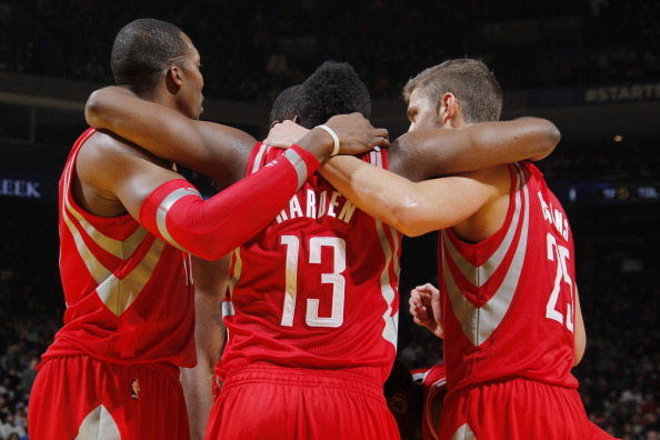 Houston Rockets Bring It Back; Finals in Their Future?