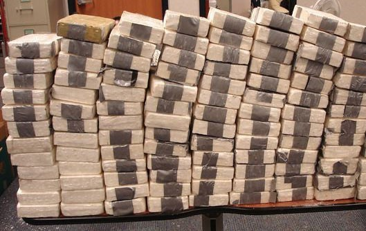 Heroin Seized in Two-State Bust Worth $2.2 Million