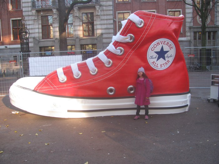 Converse Protects Its Chuck Taylor Line