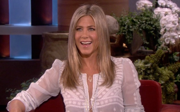 Jennifer Aniston Allegedly Adopts Baby Girl Following Theroux Wedding